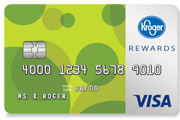 1-2-3 REWARDS Visa Card